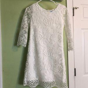 Cute never been worn white dress